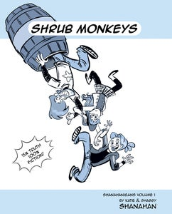 Image of CUSTOMIZED Shrub Monkeys