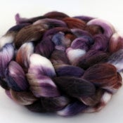 Image of Ligeia - Merino/Superwash Merino/Silk Wool Top/Roving