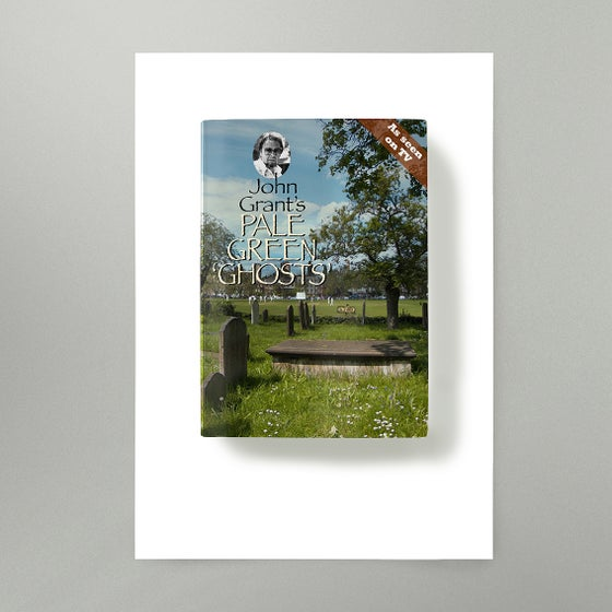 Image of Pale Green Ghosts Art Print