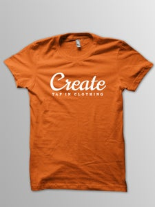 Image of Create (Orange)