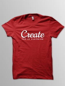 Image of Create (Cardinal Red)