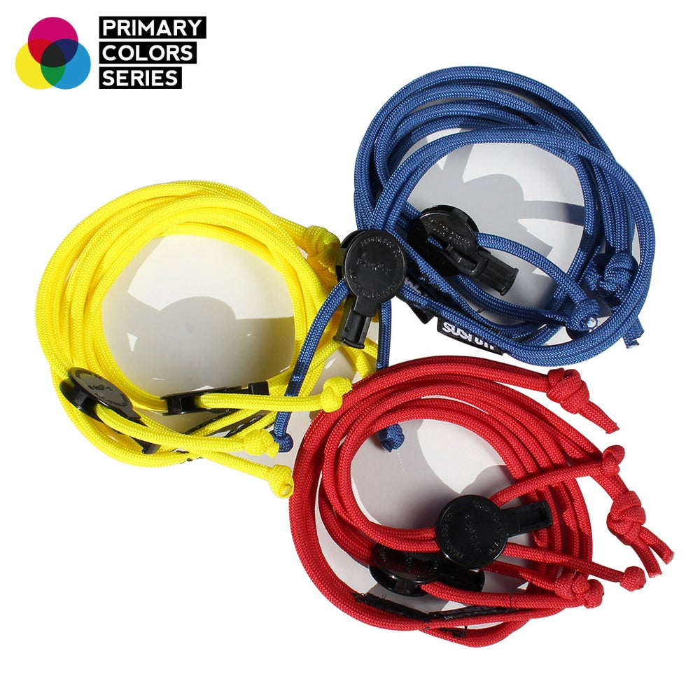 Image of Fins Laces - Primary Colors Series LTD