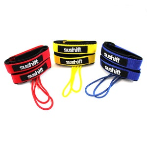 Fins Leashes - Primary Colors Series LTD
