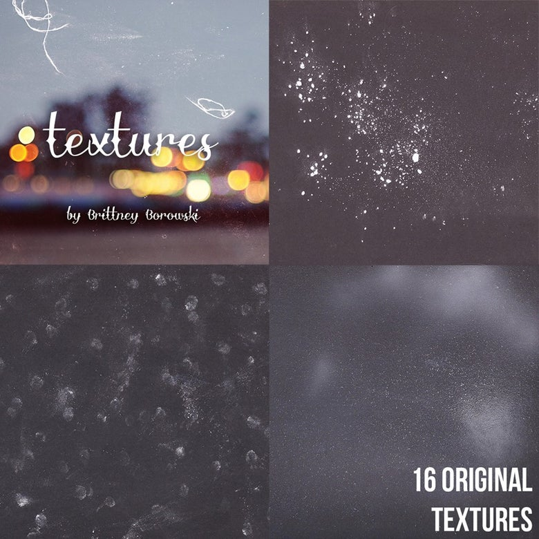 Image of Dust Textures