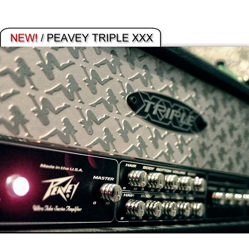 Image of PEAVEY TRIPLE XXX KEMPER PROFILE