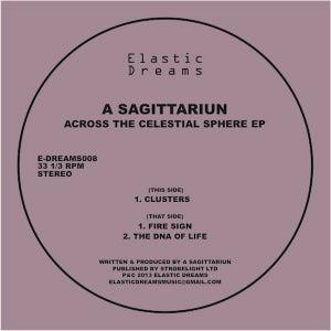 "Image of A Sagittariun - Across The Celestial Sphere EP 12"""