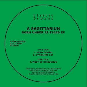 Image of A Sagittariun - Born Under 22 Stars EP
