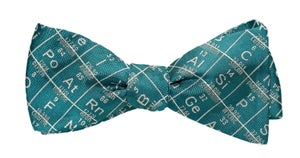 Image of Periodic Table Bow Tie
