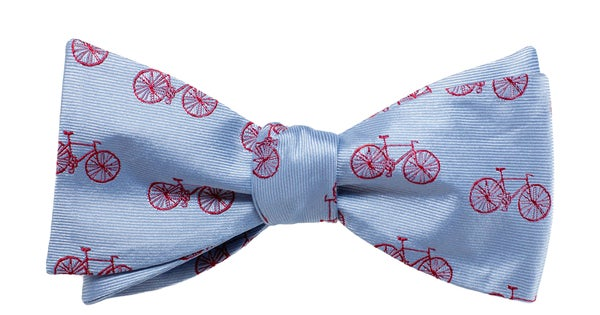 Image of Fixie Bike Bow Tie