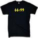 "Image of Mario Lemieux ""66>99"" tee by Dave Dameshek & Backpage Press"