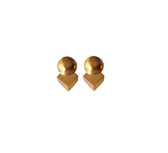 Image of The Golden Mean #25 goldplated