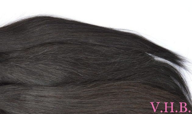 Image of Luxurious Straight 8A Virgin Human Hair Bundles