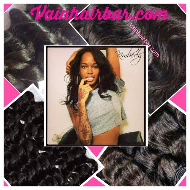 Image of Hair Samples