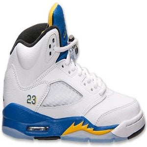 "Image of Air Jordan Retro 5 ""Laney"""