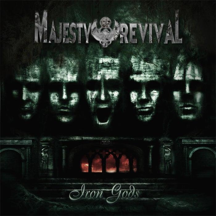 Futuristic Metal Bands Prog/power Metal Band