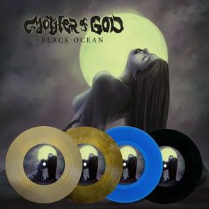Image of Black ocean vinyl 7 inch