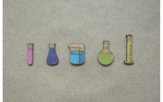Image of Beakers