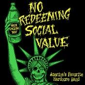 "Image of NO REDEEMING SOCIAL VALUE ""America's Favorite Hardcore Band"" CD"