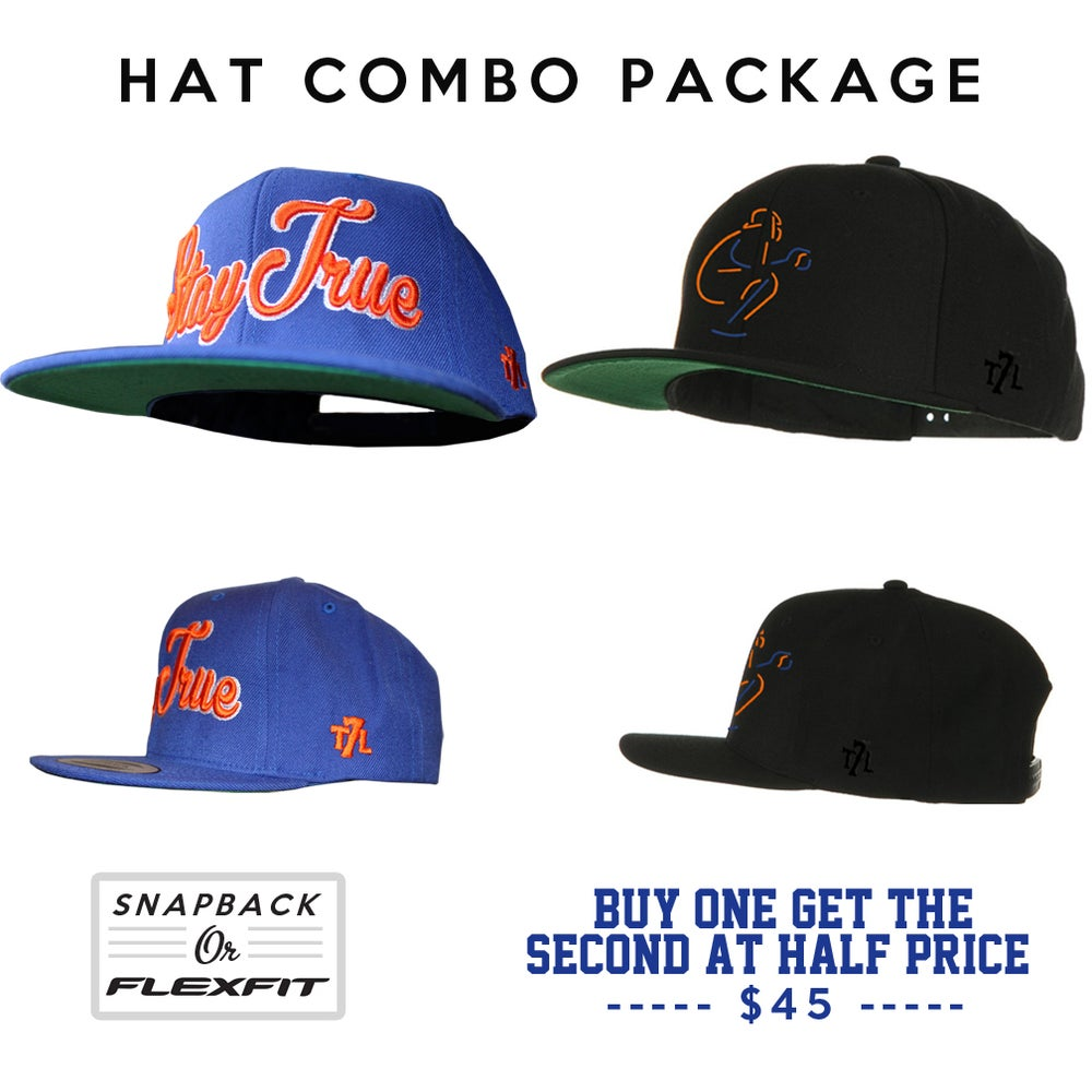 Image of Hat combo package