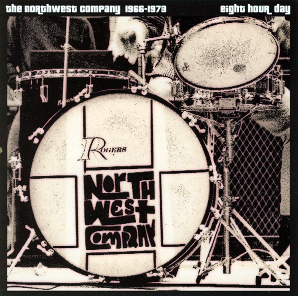 """Image of The Northwest Company – """"1966-1976 Eight Hour Day"""" – CD"""