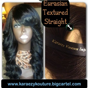 Image of Eurasian Straight  ***Extremely Fine and Silky Textured***