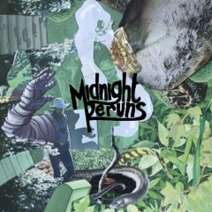 Image of Midnight Reruns • S/T LP