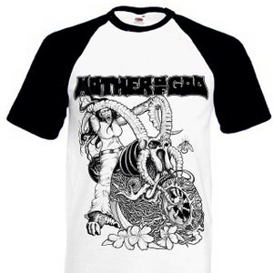 Image of Earthrider Baseball t-shirt
