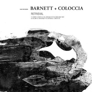 "Image of Barnett + Coloccia ""Retrieval"" cassette"