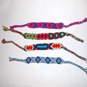 Image of Hand woven friendship bracelet
