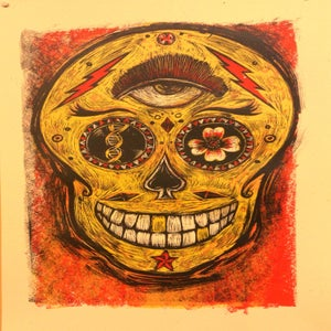 Image of Sugarskull on Cream