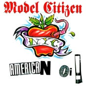 """Image of MODEL CITIZEN """"American Oi"""" CD"""