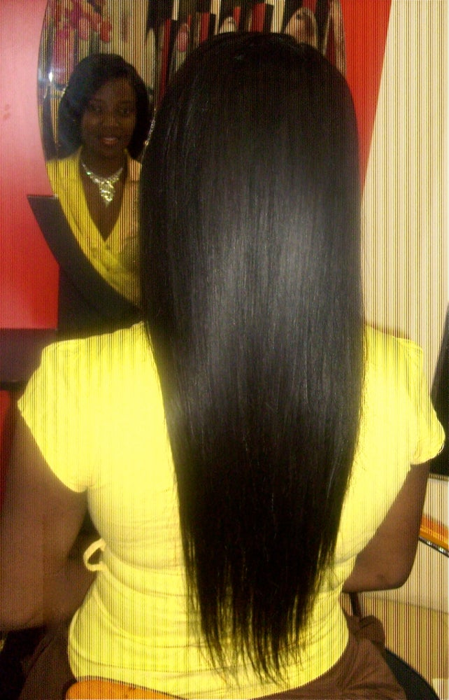 Image of Brazilian Straight Hair