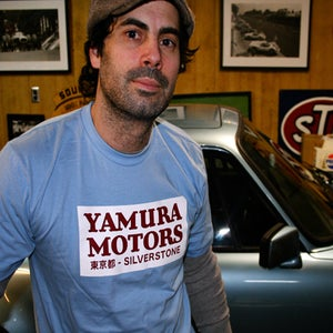 Image of Yamura Motors Tee