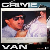 Image of CRIME VAN zine Vol. 2