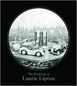 Image of The Drawings of Laurie Lipton Book
