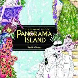Image of The Strange Tale of Panorama Island Book