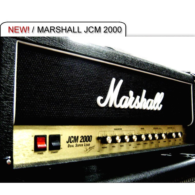 Image of Marshall JCM 2000 Dual Super Lead Profile