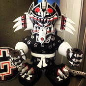 "Image of ""Muerte"" Jaguar Knight custom"