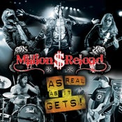 Image of As Real As It Gets - Digipak CD - LIVE