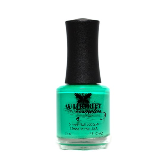 Image of Mermaid Tail 5-free Nail Lacquer