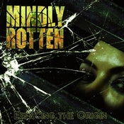 Image of MINDLY ROTTEN - Effacing the Origin CD
