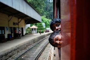 Image of Peekaboo // Sri Lanka
