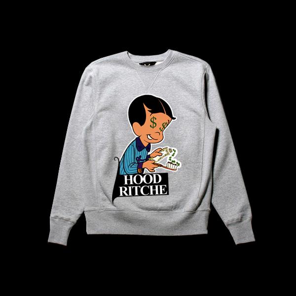 Image of HoodBoy Crewneck Sweatshirt