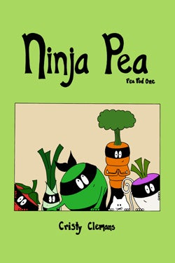 Image of Ninja Pea: Pea Pod One
