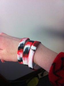 Image of PKS Silicone Awareness Bracelets