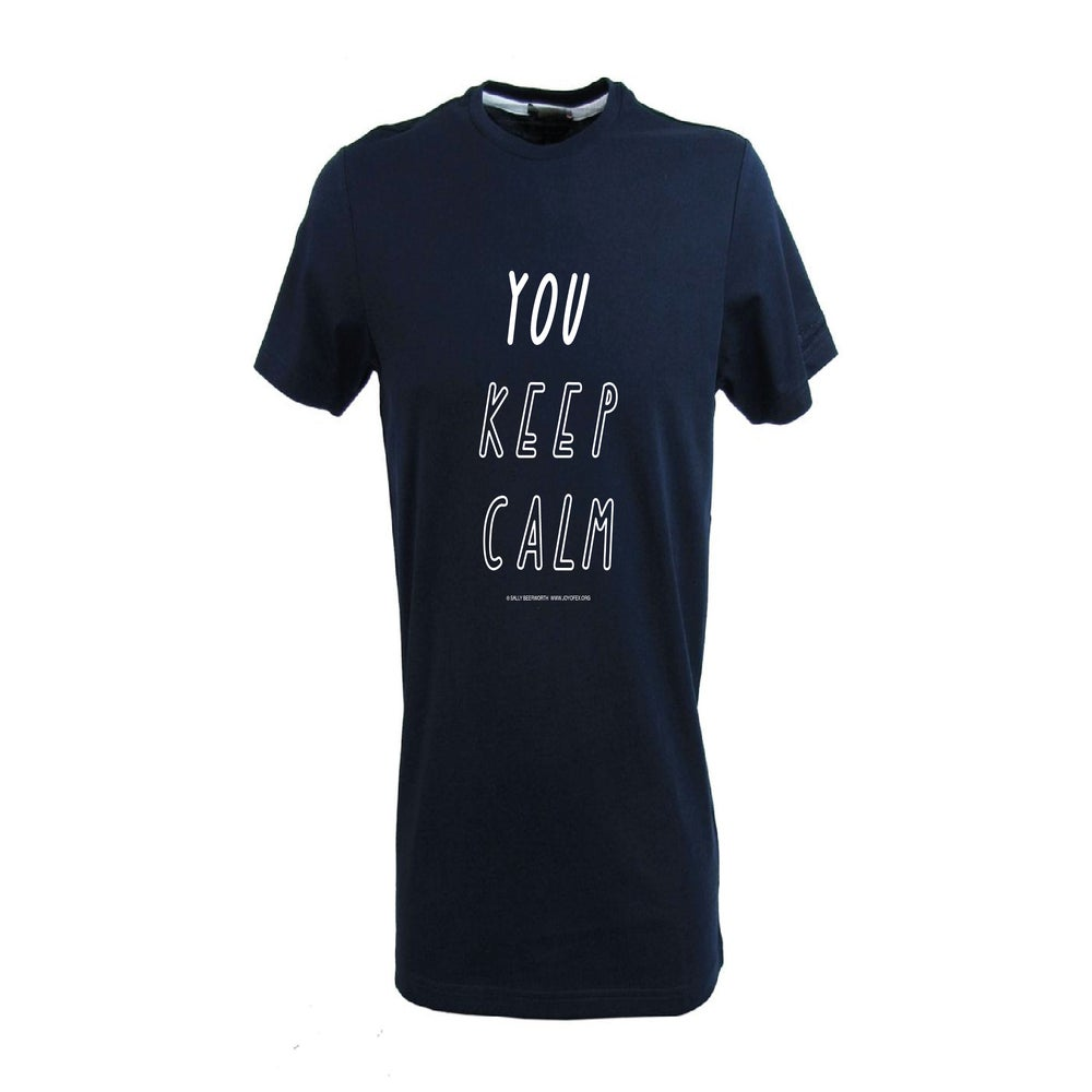 Image of YOU keep calm T-shirt