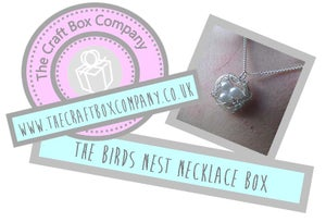 Image of The Birds Nest Necklace Box