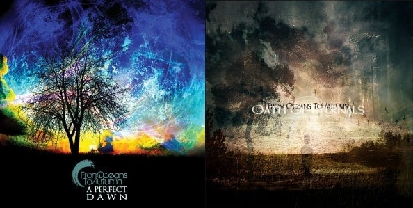 Image of A Perfect Dawn (CD Digipack) + Oath Of Eternals (cd Digipack) BUNDLE