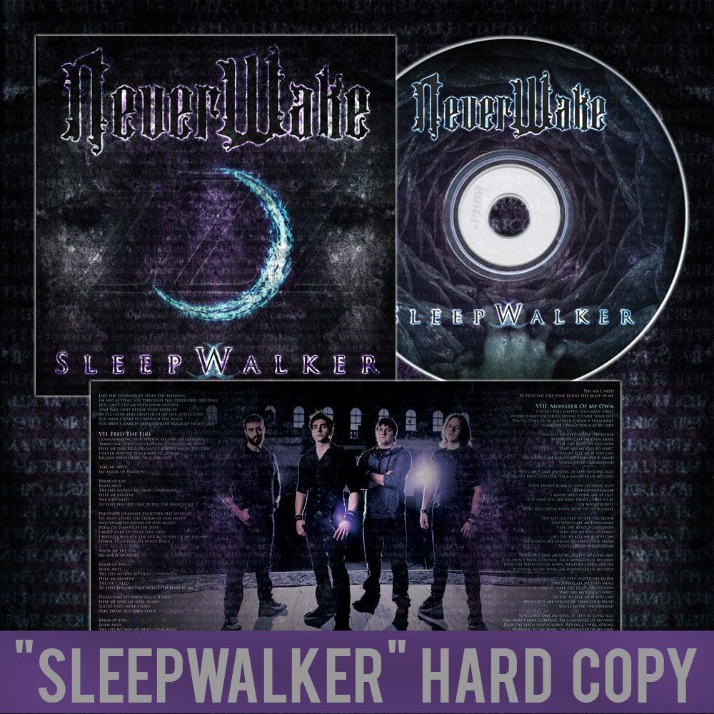 "Image of Hard Copy of ""SleepWalker"""