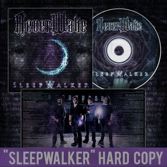 "Image of Hard Copy of ""SleepWalker"""